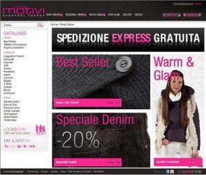 Motivi's Website