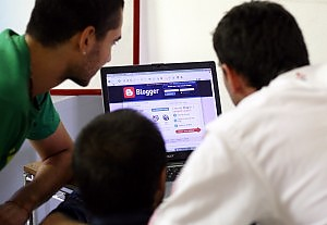 Italy lags behind on using the Internet