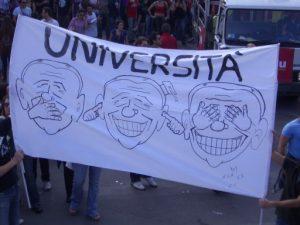 Students against Gelmini