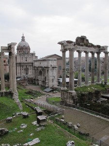 Rome by Ho visto nina volare