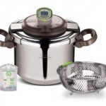 Articook, the new pressure cooker from Lagostina