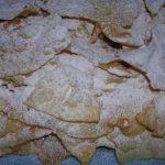 Galani alias Chiacchere Alias Crostoli – Italian Carnival cakes