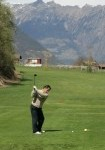 Ski & golf near Merano, an original idea for a holiday in March and April