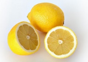 Lemons for Limoncino