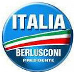 Berlusconi's new logo