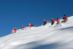 Skiing in Valle D'Aosta