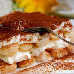 Tiramisu, best loved Italian dessert