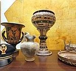 Archeological finds seized in Italy