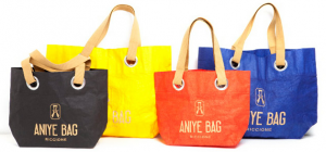 aniye maxi beach bags from Italy