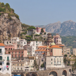 Enjoy Italian limonata Positano on the Amalfi coast