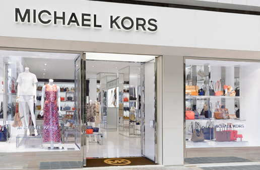 michael kors sets up shop in italy 4theloveofitaly. Black Bedroom Furniture Sets. Home Design Ideas