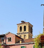 santa maria nova church in Venice