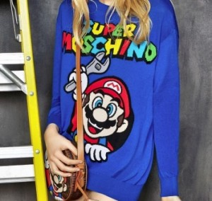 Super mario clothing